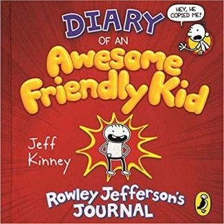 Diary-of-an-Awesome-Friendly-Kid-Rowley-Jefferson-s-Journal-Diary-of-a-Wimpy-Kid-Audio-CD