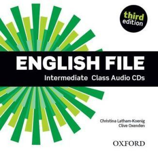 English File 3Ed Intermediate Class CD (5)