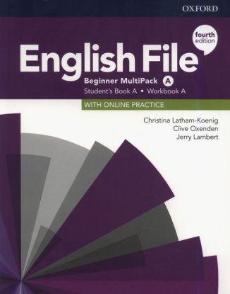 English-File-4th-edition-Beginner-Multipack-A-Student-s-Book-Workbook-kod-online