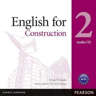 English for Construction 2 CD-Audio