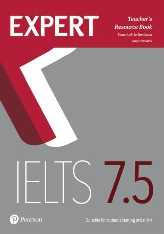 Expert IELTS band 7.5 TB with Online Audio