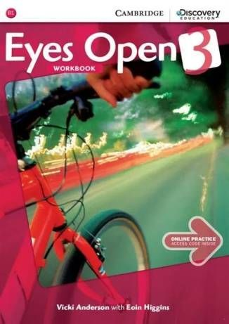 Eyes Open 3 WB with Online Practice