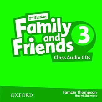 Family and Friends 2ed 3 Cl.CD (3)