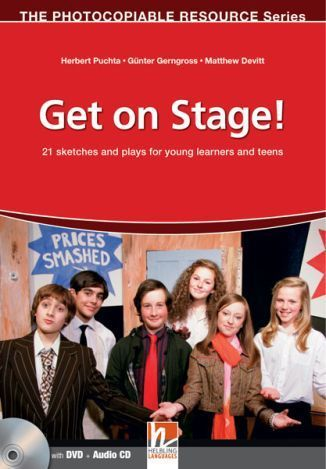 Get on Stage! 21 Sketches and Plays + DVD + CD