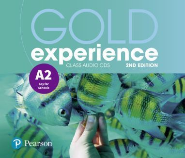 Gold Experience 2ed A2 ClCDs