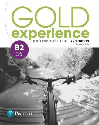 Gold Experience 2ed B2 Teacher's Resource Book