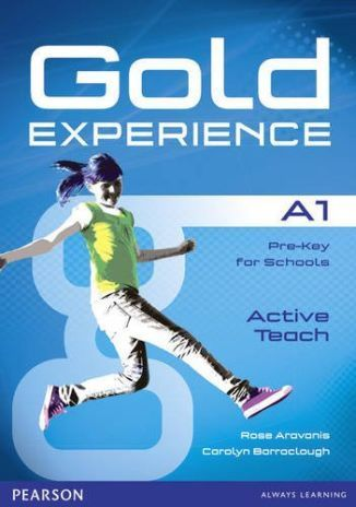 Gold Experience A1 Active Teach IWB