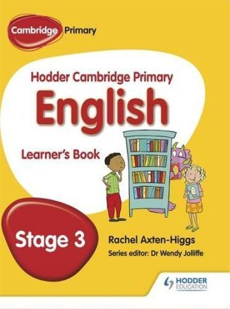 Hodder Cambridge Primary English 3. Learner's Book