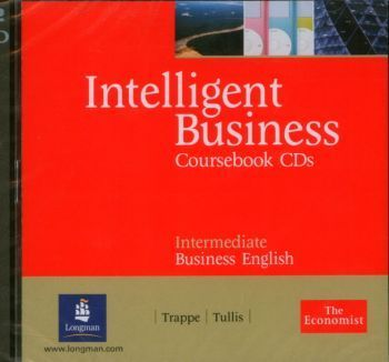 Intelligent Business Intermediate Class CD