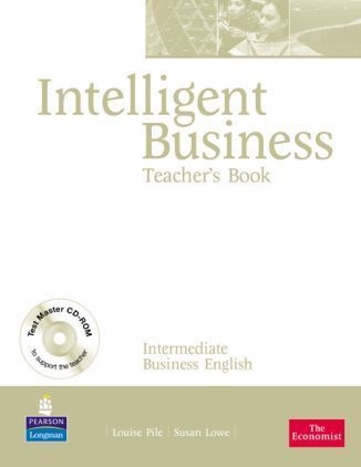 Intelligent Business Intermediate TB +CD-Rom