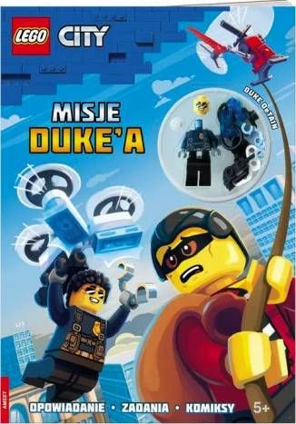 LEGO City. Misje Duke?a