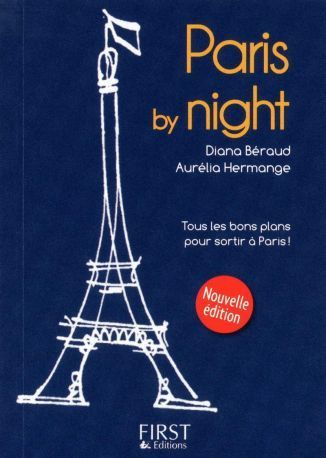 LF Le petit livre Paris by night