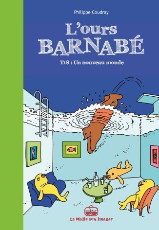 LF L'ours Barnabe