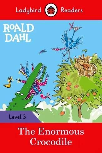 Ladybird-Readers-Level-3-Roald-Dahl-The-Enormous-Crocodile