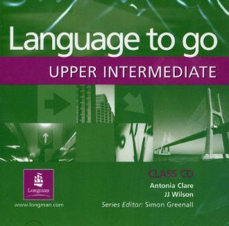 Language to Go Upper-Intermediate CD