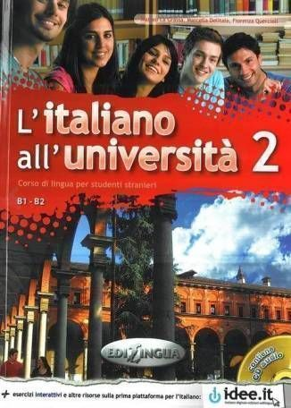 L-italiano-all-universita-2-podrecznik-cwiczenia-CD