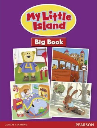 My Little Island 3 Big Book