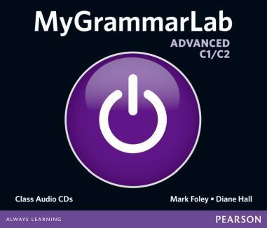 MyGrammarLab Advanced Class CD