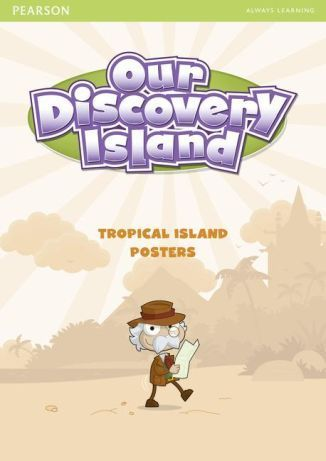 Our Discovery Island GL 1 (PL 2) Tropical Island Posters
