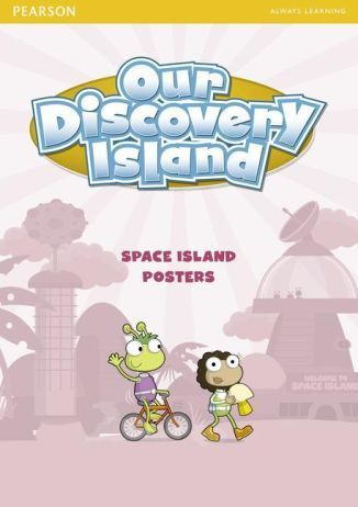 Our Discovery Island GL 2 (PL 3) Space Island Posters