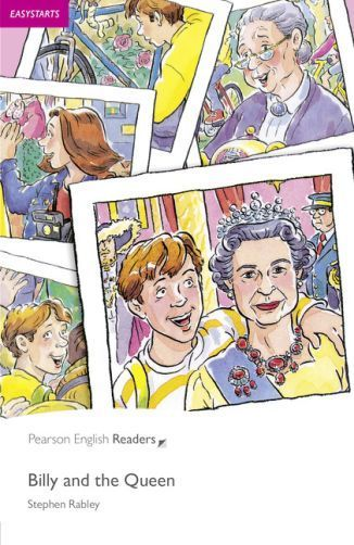 PEGR Billy and the Queen Bk/CD (ES)