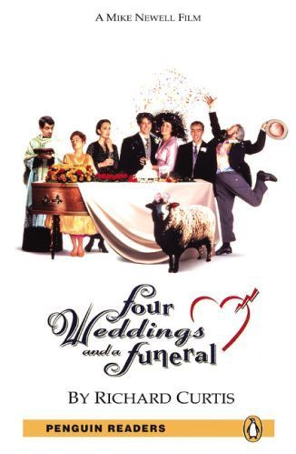 PEGR Four Weddings and a Funeral Bk/MP3 CD (5)