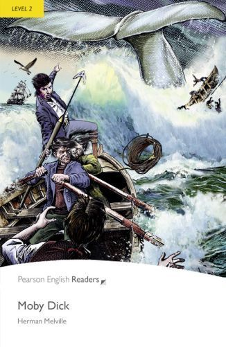 PEGR Moby Dick Bk/MP3 CD (2)