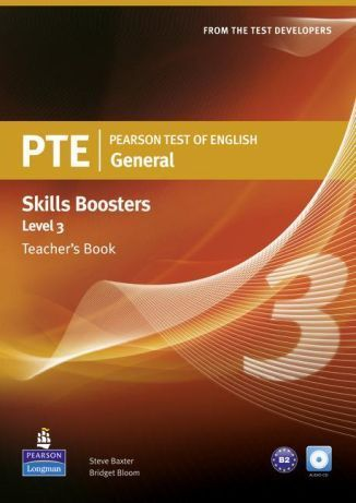 PTE General Skills Booster 3 TB +CD Audio