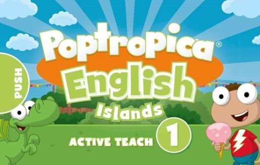Poptropica English Islands 1 Active Teach USB