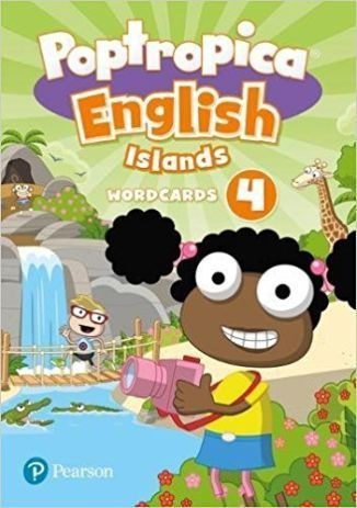Poptropica English Islands 4 Wordcards