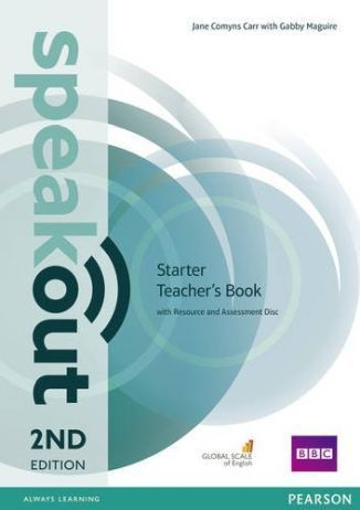 Speakout 2ed Starter Teacher's Guide with Resource & Assessment Disc Pack