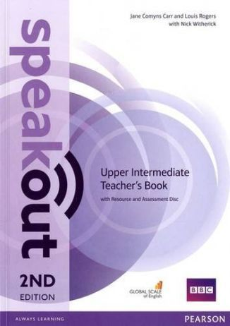 Speakout 2ed Upper-Intermediate Teacher's Guide with Resource & Assessment Disc Pack