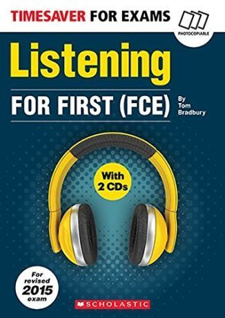 Timesaver for Exams: Listening for First (FCE) SB + CD