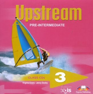 Upstream Pre-Inter B1 Class CD