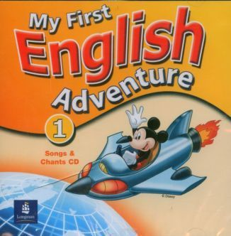 zz My First English Adventure 1 Songs CD OOP
