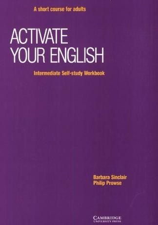 Activate Your English Intermediate Wb