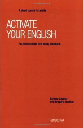 Activate Your English Pre-Intermediate SS WB