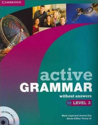 Active Grammar Level 3 Book w/o ans and CD-ROM