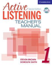 Active Listening 2ed 1 Teacher's Manual with Audio CD