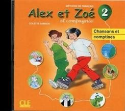 Alex-et-Zoe-2-CD-Piosenki