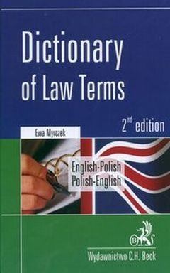 Beck Dictionary of Law Terms