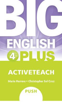 Big English Plus 4 Active Teach IWB