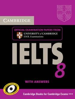 Camb IELTS 8 SB with Answers