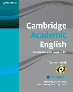 Cambridge Academic English C1 Advanced TB