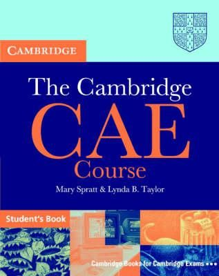 Cambridge CAE Course sb New