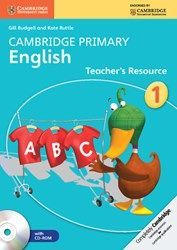 Cambridge Primary English 1 Teacher?s Resource Book with CD-ROM