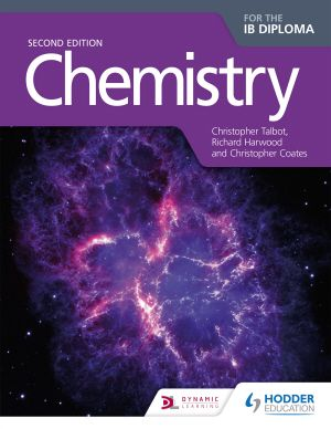 Chemistry for the IB Diploma. 2nd ed.