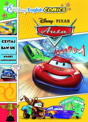 Disney English Comics Auta
