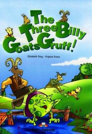 EP Early Primary Readers: Three Billy Goats Gruff SB
