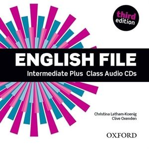 English File 3Ed Intermediate Plus Class CD(5)